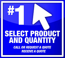 Select Product and Quantity